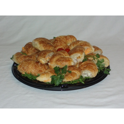 Croissant Sandwich Tray 12""