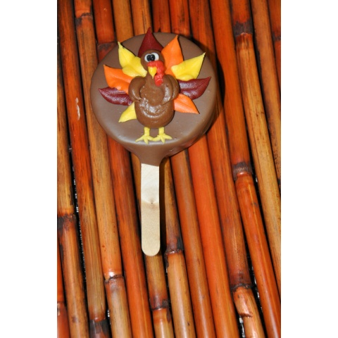 Brownie Pop- Turkey